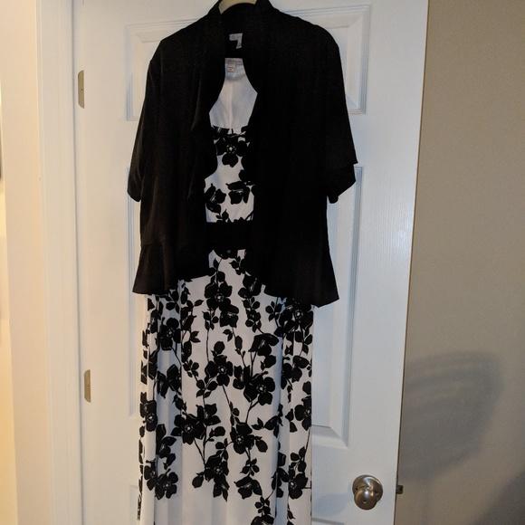32ce23d1ad Dress Barn Dresses   Skirts - Women s Plus Size Dressbarn jacket ...